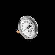 Термометр биметаллический A5001 Дк 80 Дш 100 t.m200
