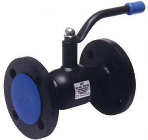 Кран шаровой DZT фланцевый DN 150 PN 16