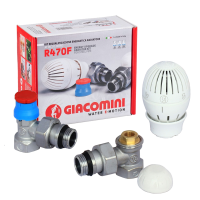 Комплект термостатический Giacomini DN15