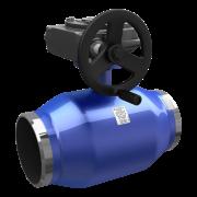 Кран шаровой стальной LD под приварку стандартнопроходной DN 300 PN 16