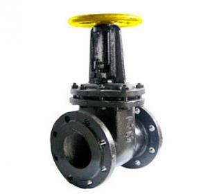 Задвижка чугунная 30ч7бк газовая DN 100 PN 6 (ЛМЗ)
