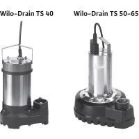 Дренажный насос Wilo-Drain TS 40/10-A
