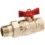 Кран шаровой STC-Idro 1508 DN 25 PN 25