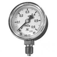 Манометр радиальный, Модель:МП-63-0,6 G1/4, Дк 63мм