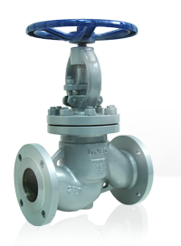 Клапан запорный стальной 15с22нж DN 50 PN 40 фланцевый