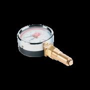 Термоманометр радиальный ТМТБр Дк 80 Ду 0-1,0
