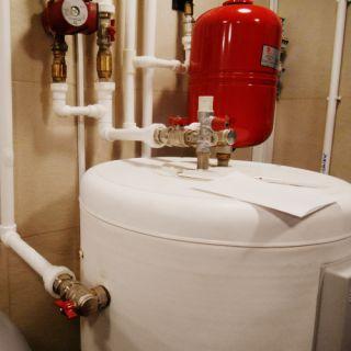 Работы по монтажу систем отопления