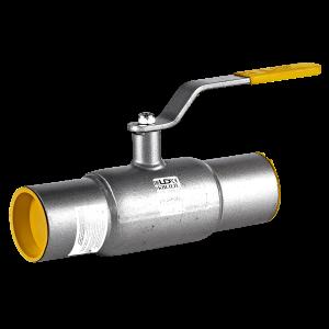 Кран шаровой стальной LD под приварку стандартнопроходной DN 65 PN 25
