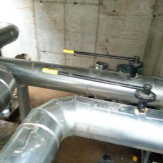 Теплоизоляция трубопроводов теплотрассы