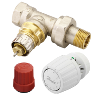 Комплект термостатический для двухтрубных систем RA-N Danfoss DN15