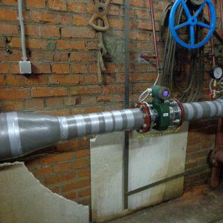 Теплоизоляция трубопроводов 4 (МОСМЕК КОМПЛЕКС)