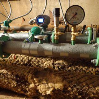 Работы по монтажу узлов учета тепловой энергии