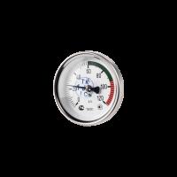 Термометр биметаллический ТБП-Т120 Дк 63 Дш 50