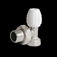 Клапан ручной регулировки угловой Ogint DN20