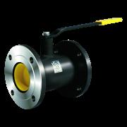 Кран шаровой стальной LD фланцевый стандартнопроходной DN 80 PN 16