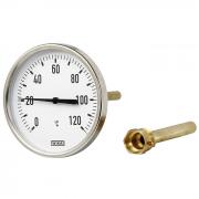 Термометр биметаллический A5001 Дк 80 Дш 100 t.m120