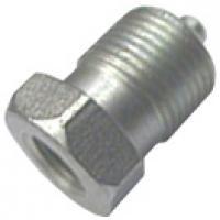 Переходник для манометров(сталь) К/м Rp1/2,К/т М20х1,5