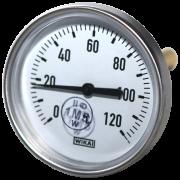 Термометр биметаллический A5002 Дк 100 Дш 40 t.m120