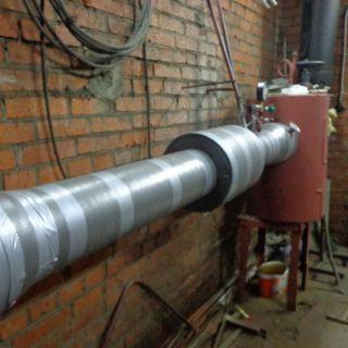 Теплоизоляция трубопроводов 2 (МОСМЕК КОМПЛЕКС)