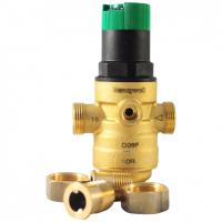 Регулятор давления D06F HoneyWell с фильтром (латунная чаша) DN 20 PN 25