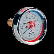 Термоманометр осевой ТМТБо Дк80 Ду0-1,6