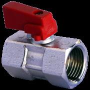 Кран шаровой мини STC-Idro 1524 DN 15