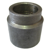 Бобышка для монтажа прямая L,mm 34
