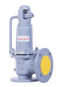Клапан предохранительный стальной 17с28нжМ ph 1,5-3,5 DN 80 PN 16