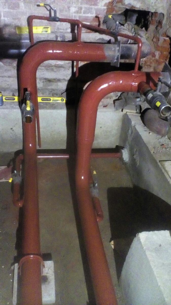 Обслуживание и ремонт систем водоснабжения