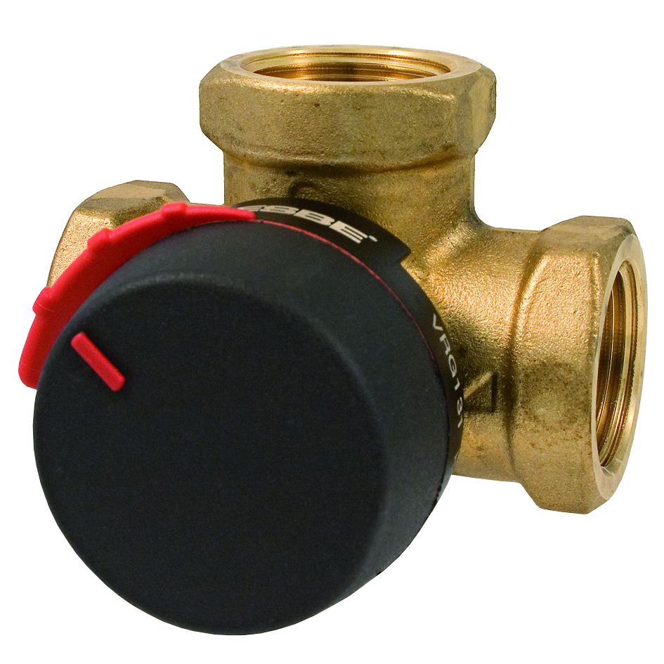 Клапан регулирующий смесительный
